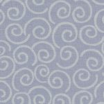 Grey Swirl Fabric