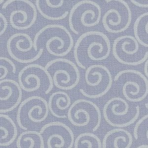 Grey Swirl Fabric