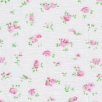 Pink and Green Floral Fabric | Floral Fabric Wholesale