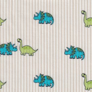 Dinosaur Print Fabric - 100% Cotton | Dinosaur Pattern Fabric