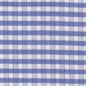 Royal Plaid Fabric