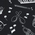 Musical Instrument Fabric