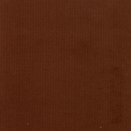 Chestnut Brown Corduroy Fabric | Cotton Corduroy Fabric
