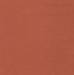 Terracotta Twill Fabric - 100% Cotton | Terracotta Fabric