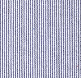 "Navy Seersucker Fabric: 1/16"" Stripes | Striped Seersucker Fabric"