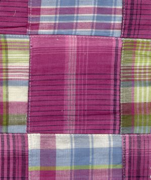 Purple Patchwork Fabric: 100% Cotton | Wholesale Patchwork Fabric