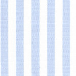 Blue Stripe Fabric - 1/4"