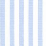 "Blue Stripe Fabric - 1/4"" | Striped Fabric Wholesale - 100% Cotton"