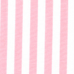 Pink Stripe Fabric - 1/4"