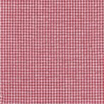 "Red Seersucker Fabric: 1/16"" Check 