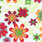 Floral Fabric Sale