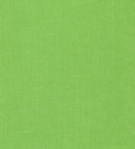 Poly Cotton Twill Fabric Apple Green Poly Cotton Twill