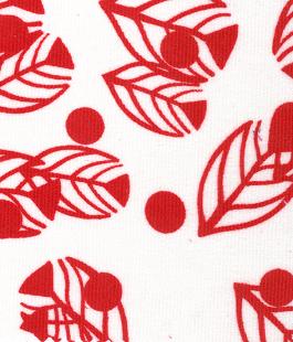 Floral Corduroy Fabric - CD35 | Corduroy Fabric Wholesale