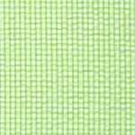 Green Seersucker Fabric: Bright Lime Check | Seersucker Fabric