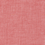 "Berry Red Micro Stripe Fabric: 1/32"" Stripe 