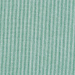 "Kelly Green Micro Stripe Fabric: 1/32"" Stripe 