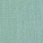 "Kelly Green Micro Stripe Fabric: 1/32"" Stripe | Thin Striped Fabric"