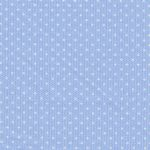 White Dots on Blue - Pique #110 | Cotton Pique Fabric Wholesale