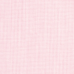 "Light Pink Micro Stripe Fabric: 1/32"" Width 