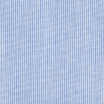 "Royal Blue Micro Stripe Fabric - 1/32"" Stripe 