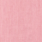 "Raspberry Micro Stripe Fabric: 1/32"" Strip 
