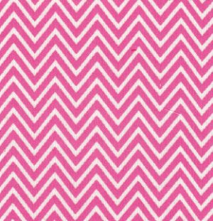 Corduroy Chevron Fabric | Wholesale Chevron Fabric - Pink and White