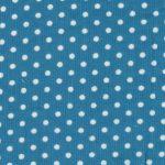 Polka Dot Corduroy Fabric - Turquoise | Turquoise Corduroy Fabric
