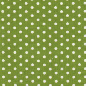 Polka Dot Corduroy Fabric - Lime   Green Corduroy Fabric