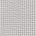 Seersucker Check Fabric - Grey | Grey Seersucker Fabric