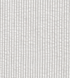 Mini Striped Seersucker Fabric - Grey | Grey Seersucker Fabric