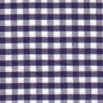 "Navy Gingham Fabric: 1/8"" - Wholesale Cotton Fabric"