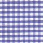 "Royal Gingham Fabric - 1/8"" Check 