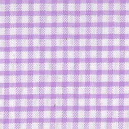 Lavender Seersucker Check Fabric | Seersucker Fabric Wholesale