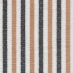 Black and Gold Stripe Fabric | Multi Colored Stripe Fabric