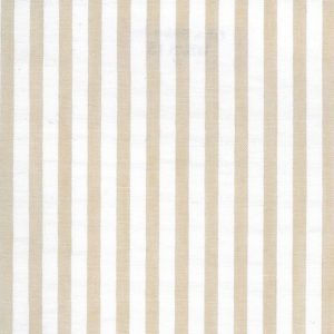 Khaki Seersucker Fabric - Stripe | Seersucker Fabric Wholesale