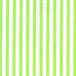 Cotton Seersucker Fabric - Bright Lime Green | Seersucker Wholesale
