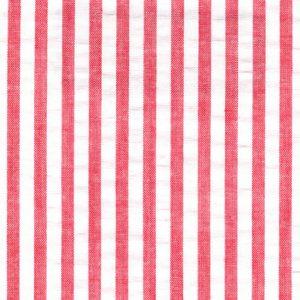 Red Seersucker Fabric - 100% Cotton   Seersucker Fabric Wholesale