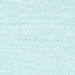 Aqua Chambray Fabric | Cotton Chambray Fabric - 100% Cotton