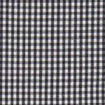 "Black Gingham Fabric: 1/16"" - Wholesale Cotton Fabric"