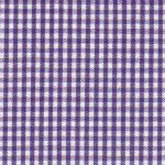 "Grape Purple Gingham Fabric: 1/16"" Check | 60"" Gingham Fabric"