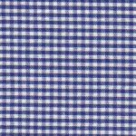 Nautical Gingham Fabric | 100% Cotton Gingham