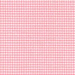 Coral Seersucker Fabric | 100% Cotton Seersucker Fabric - Coral Check