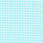 Seafoam Gingham - 1/16"